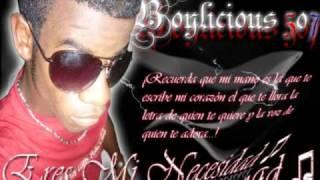Download Lagu Boylicious Eres Mi Necesidad Mp3