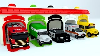 Video Colors for Children to Learn with Street Vehicles - Colours for Kids to Learn - Learning Videos MP3, 3GP, MP4, WEBM, AVI, FLV September 2017