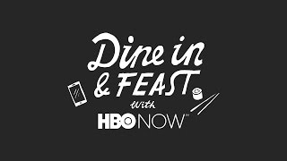 Seamless has joined forces with HBO NOW to pair your favorite food with your favorite shows. Choose your favorite show and...