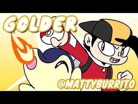 Pokemon Golder (видео)