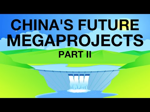 China's Amazing Water Canal   China's Future MEGAPROJECTS: Part 2