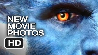 X-Men: Days Of Future Past - New Movie Photos (2014) Jennifer Lawrence Movie HD