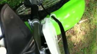 10. 2003 Kawasaki KLX125L