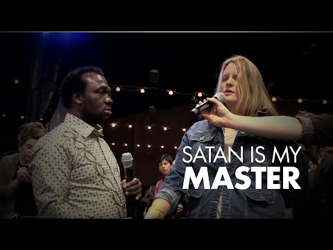 """SATAN IS MY MASTER AND I CAME TO DESTROY HER""  Deliverance"