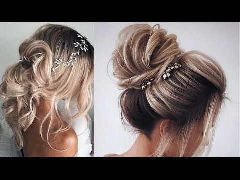 Hairstyles for short hair - Simple Hairstyle For Girl For Everyday   Part 7