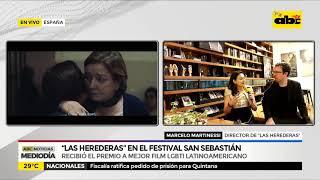 ''Las herederas ' en el festival San Sebastián