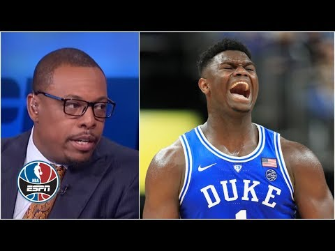 Video: Zion Williamson already more physical than '98 percent' of NBA players - Paul Pierce | NBA Countdown
