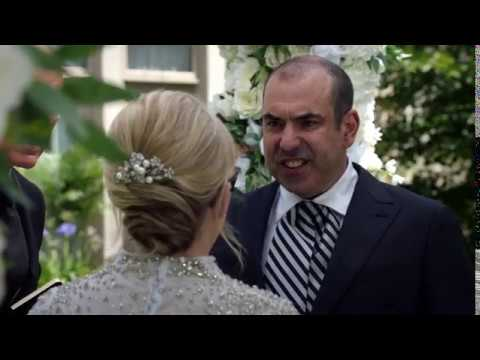Suits S9 E10 - Louis gets married