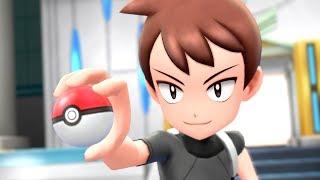Video Pokemon Let's Go Pikachu & Eevee - Champion Battle + Ending MP3, 3GP, MP4, WEBM, AVI, FLV Desember 2018