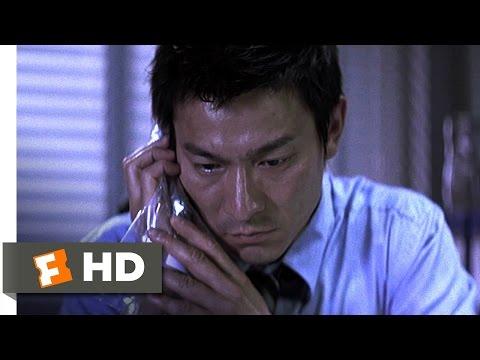 Infernal Affairs (6/9) Movie CLIP - Phone Call from a Dead Man (2002) HD
