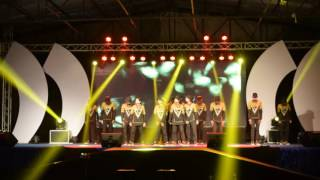 "PLASMA 2K16-Winning performance by GCT,Coimbatore,Team ""ELIMINATORS""(1 st prize-50,000/_)"