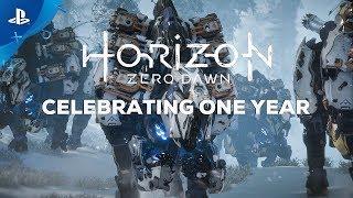 Download Video Horizon Zero Dawn - Celebrating One Year | PS4 MP3 3GP MP4