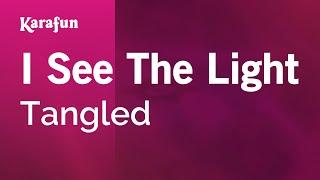 Download MP3: http://www.karaoke-version.com/mp3-backingtrack/tangled/i-see-the-light.html Sing Online: http://www.karafun.com/karaoke/tangled/i-see-the-ligh...