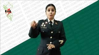 Herramienta que favorece la participación de los habitantes del Perú, para que envíen información a la Dirección Ejecutiva Antidrogas Policía Nacional del ...