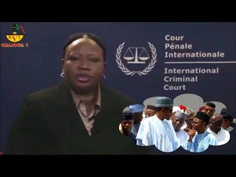 ICC Warning: Buhari El Rufia & Others Risk Being Arrested (Biafrans Beware)
