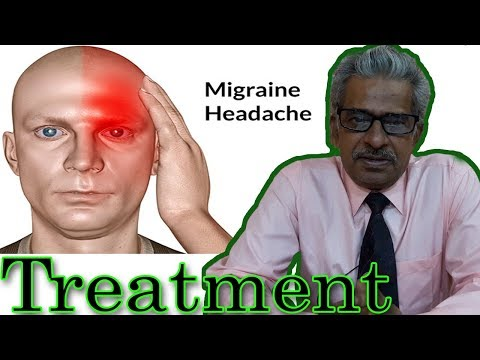 Migraine Headache Treatment in Homeopathy by Dr. P.S. Tiwari