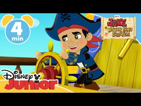 Captain Jake and the Never Land Pirates   Attack of the Pirate Piranhas   Disney Junior UK