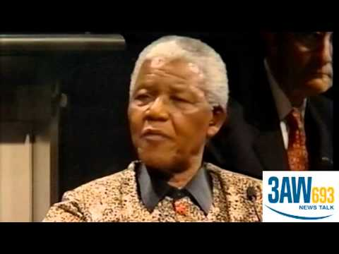 Nelson Mandela interviewed by Neil Mitchell - 2000