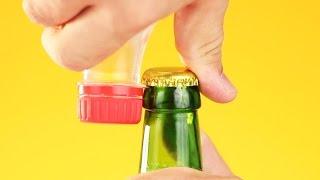 Nyatanya, Botol Plastik Dapat Disulap Jadi Lampu Darurat & Tripod