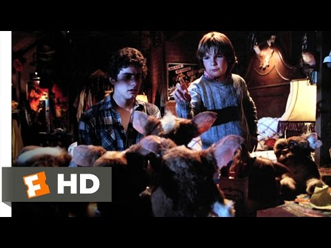 Gremlins (2/6) Movie CLIP - Multiplying Mogwai (1984) HD