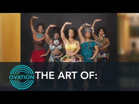 "The Very Unique ""Ballet Afrique"""