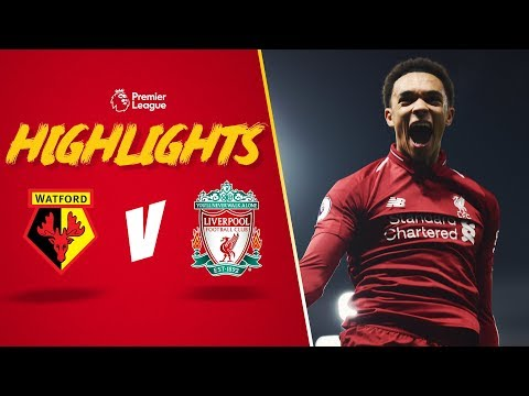 Video: Trent screamer! | Watford 0-3 Liverpool | Salah & Firmino also on target