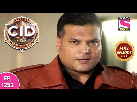 CID - Full Episode 1252 - 5th January, 2018
