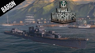 Yubari Japan  city pictures gallery : World of Warships - The Luckiest Ship in the Fleet, Yubari Japanese Premium Cruiser!