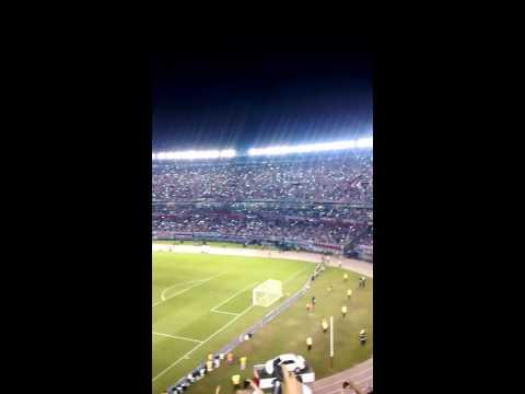 Video - Eeeeesta es tu hinchada, Vamos, Vamos Millonario - Los Borrachos del Tablón - River Plate - Argentina