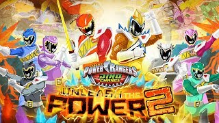 POWER RANGERS Dino CHARGE Unleash The POWER 6 Nickelodeon GERTIT