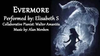 Evermore (Soprano Cover) Beauty and the Beast