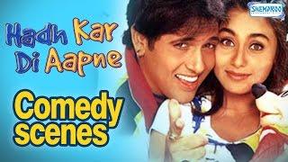 All Comedy Scene - Hadh Kar Di Aapne