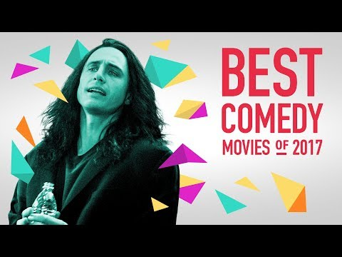 The Best Comedy Movies of 2017 (видео)