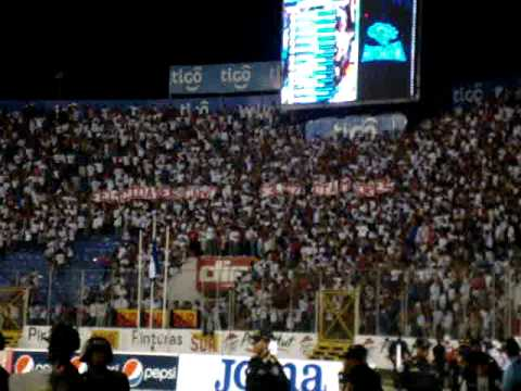 La Ultra Fiel, Olimpia Campeon de Honduras clausura 2010, titulo 23 - La Ultra Fiel - Club Deportivo Olimpia