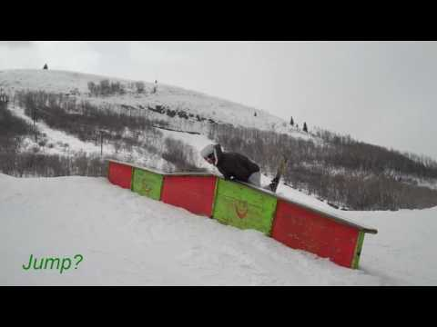 Worst/Funniest Skiing Falls Ever