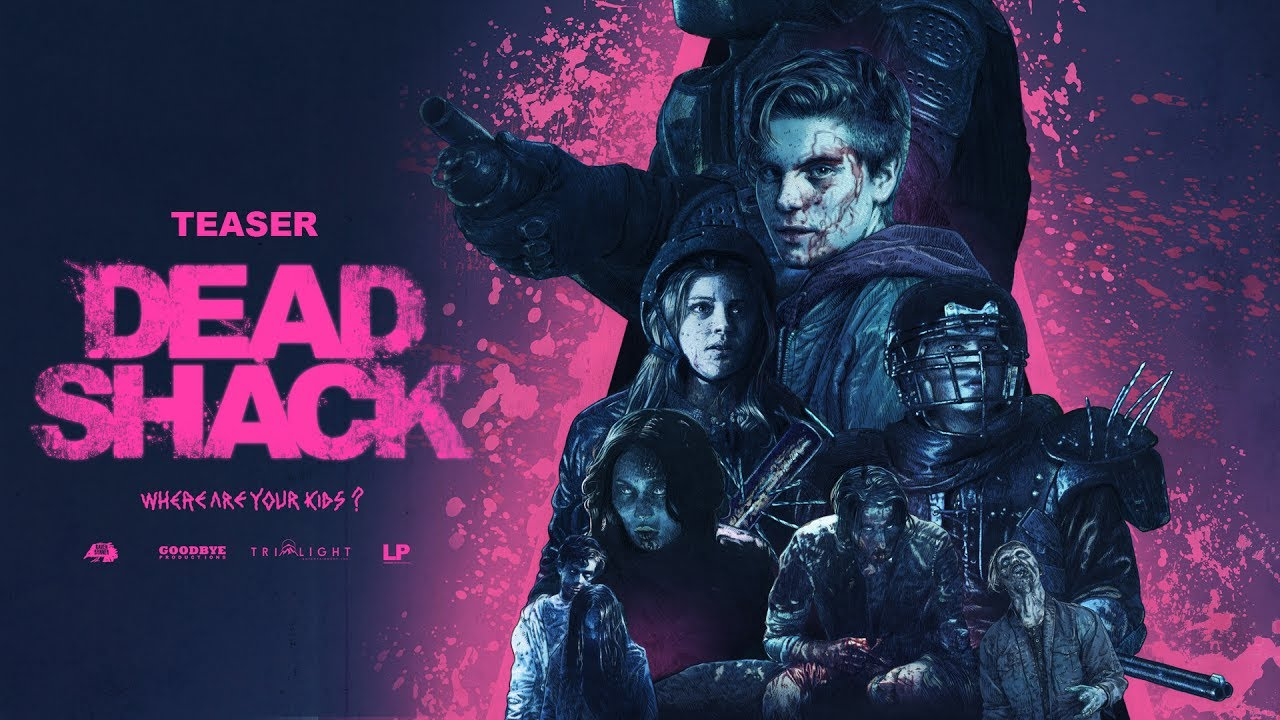 DEAD SHACK (Teaser Trailer)