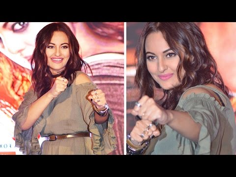 You Shouldn't Miss Sonakshi Sinha's Live Action St