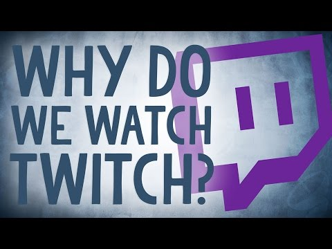 why - Reality Check delves into the psychology behind why 55 million people log on to Twitch every month to watch other people play League of Legends and Hearthstone. Watch more Reality Check! https://w...