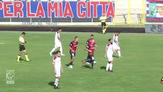 Gubbio-Carpi 1-2, highlights