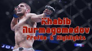 Video Khabib Nurmagomedov l Undefeated Savage l Profile & Highlights MP3, 3GP, MP4, WEBM, AVI, FLV Februari 2019