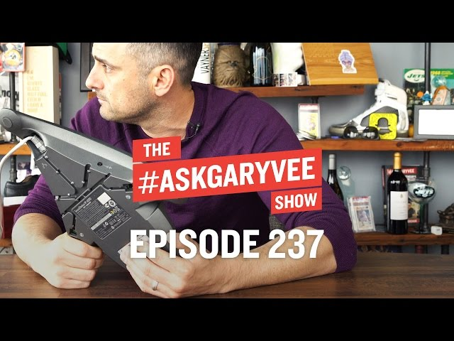 #AskGaryVee Search Engine - Episode 237: Eating Shit for 24 Months, Doing What You Love & Monetizing Your Strengths