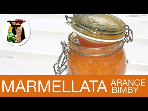 video ricetta: una genuina marmellata di arance.
