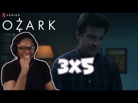 Ozark Season 3 Episode 5 Reaction   This dude just leveled up!