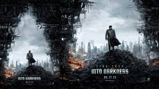 Star Trek Into Darkness Movie Poster (2013)