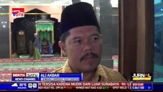 Tarekat Syattariyah Tarawih Salat Tarawih Perdana