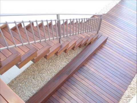Escalera madera precio videos videos relacionados con for Escalera madera portatil