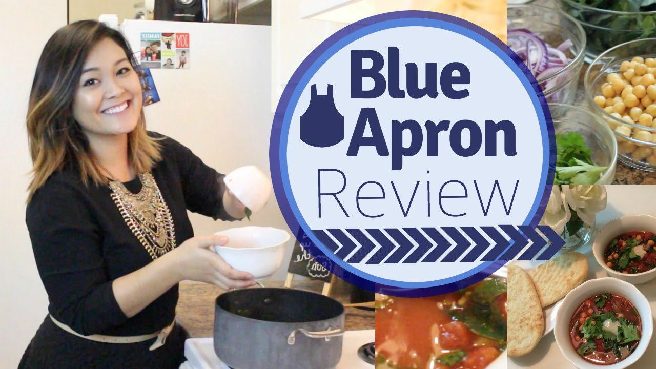 Blue apron top chef contest - Blue Apron Review First Impression Jaaackjack