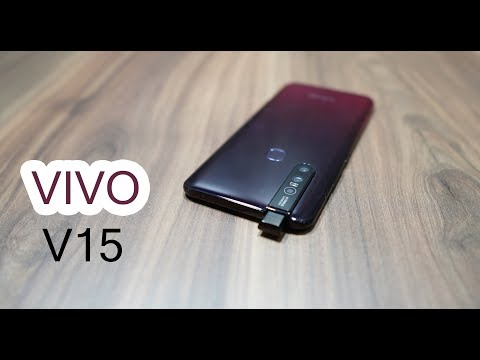 Vivo V15 Review, Unboxing - Triple cameras with a lower price tag
