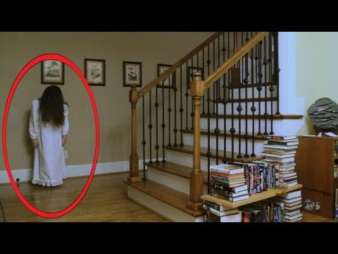 Real Ghost Caught on video (The Haunting Tape 35.1)