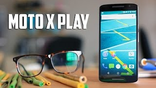 Motorola Moto X Play, Review en español